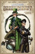 Legenderry Green Hornet TPB (2016 Dynamite) A Steampunk Adventure 1-1ST