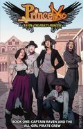 Princeless Raven The Pirate Princess TPB (2016 Action Lab) 1-1ST