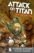 Attack on Titan Before the Fall GN (2014- Kodansha Digest) 6-1ST