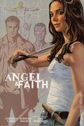 Angel and Faith HC (2015 Dark Horse) Season 9 Library Edition 3-1ST
