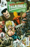 Leaving Megalopolis Surviving Megalopolis (2015 Dark Horse) 1