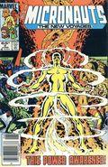 Micronauts The New Voyages (1984) Mark Jewelers 9MJ