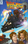 Back to the Future (2015 IDW) 4