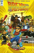 Back to the Future (2015 IDW) 4SUB