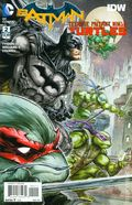 Batman Teenage Mutant Ninja Turtles (2015 DC) 2A