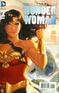 Legend of Wonder Woman (2015) 1A