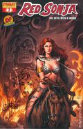 Red Sonja (2005 Dynamite) 1J-REMARKED