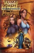 Tomb Raider/Witchblade Trouble Seekers TPB (2002 Image) 1S-1ST