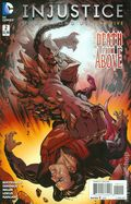 Injustice Gods Among Us Year Five (2016) 2