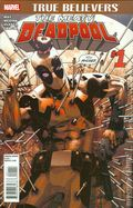 True Believers Meaty Deadpool (2015) 1A