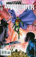 Martian Manhunter (2015 4th Series) 8A
