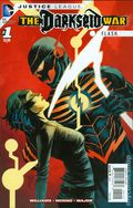 Justice League Darkseid War Flash (2015) 1B