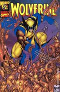 Wolverine (1997) Wizard 1/2 1C