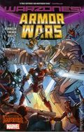 Armor Wars TPB (2016 Marvel) Secret Wars: Warzones 1-1ST