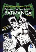 Batman The Jiro Kuwata Batmanga TPB (2014-2016 DC) 3-1ST