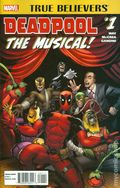 True Believers Deadpool Musical (2016) 1A
