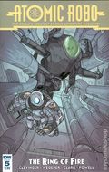 Atomic Robo and the Ring of Fire (2015 IDW) 5
