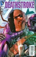 Deathstroke (2014 DC 2nd Series) 14A
