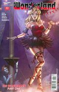 Grimm Fairy Tales Presents Wonderland (2012 Zenescope) 43A