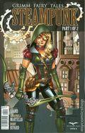 Grimm Fairy Tales Steampunk (2016 Zenescope) 1B