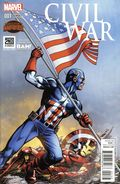 Civil War (2015 Marvel) Secret Wars 1BAM