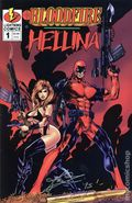 Bloodfire Hellina (1995) 1A-SIGNED