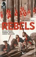 Rebels (2015 Dark Horse) 1COMICSPRO