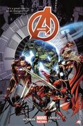 Avengers HC (2015 Marvel NOW) Deluxe Edition By Jonathan Hickman 3-1ST