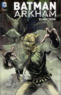 Batman Arkham Scarecrow TPB (2016 DC) 1-1ST