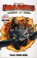 Dragons Riders of Berk TPB (2016 Titan Comics) 1-1ST