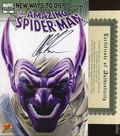 Amazing Spider-Man (1998 2nd Series) 568DFSIGNED