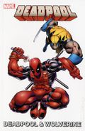 Marvel Universe Deadpool and Wolverine TPB (2016 Digest) 1-1ST
