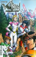 Voltron From The Ashes (2015 Dynamite) 5