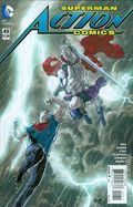 Action Comics (2011 2nd Series) 49A