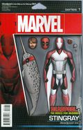 Deadpool and The Mercs for Money (2016 Marvel 1st Series) 1B