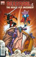Deadpool and The Mercs for Money (2016 Marvel 1st Series) 1E
