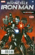 Invincible Iron Man (2015 2nd Series) 6A