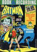 Batman Book and Record Set (1975 Power Records/Peter Pan) 27BN