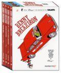 Benny Breakiron HC (2013 Papercutz) SET#1