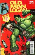 Old Man Logan (2016 Marvel) 2C