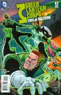 Green Lantern Corps Edge of Oblivion (2015) 2