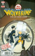 All New Wolverine (2015) 5A