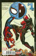 Spider-Man Deadpool (2016) 1G