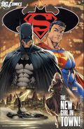 Superman Batman Mini Comic (2011 DC) French Edition 8