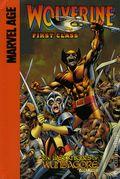 Marvel Age Wolverine First Class HC (2009 Spotlight) 2-1ST
