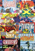 X-Men Value Pack Grab Bag: 25-40 comics no duplicates