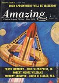 Amazing Stories (1926 Pulp) Volume 40, Issue 7