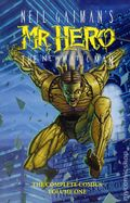 Mr. Hero the Newmatic Man TPB (2016 Super Genius) The Complete Comics by Neil Gaiman 1-1ST