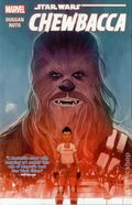 Star Wars Chewbacca TPB (2016 Marvel) By Gerry Duggan 1-1ST