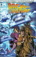 Back to the Future (2015 IDW) 5